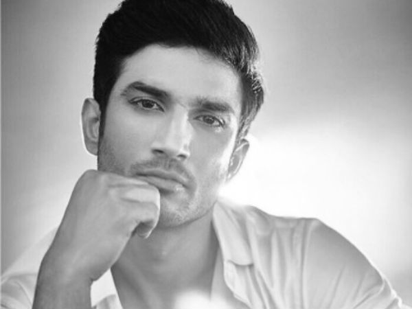 Sushant Started His Career With TV