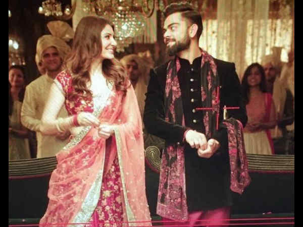 Anushka, Virat make a flawless  couple in the latest ad shoot