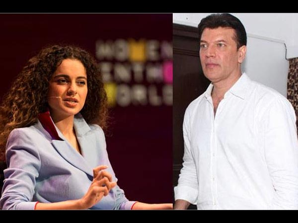 Aditya Pancholi Dragged Kangana By Her Hair