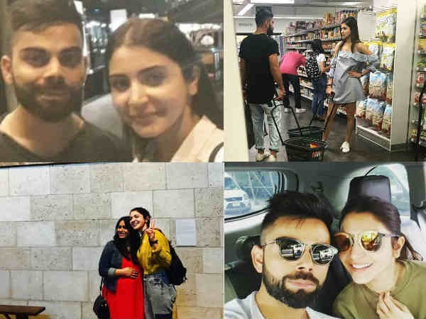 Virat Kohli-Anushka Sharma's chemistry keeps getting better with time. Here's proof