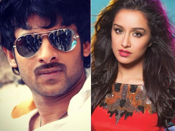 Coming Back To Shraddha & Prabhas
