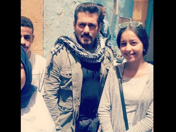 Tiger Zinda Hai And On His Way To Meet You Soon