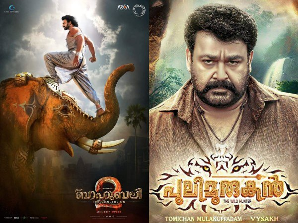 Baahubali 2 Fails To Beat The TRP Ratings Set By Pulimurugan