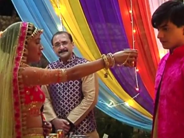 Kartik Doesn't Disappoint Naira