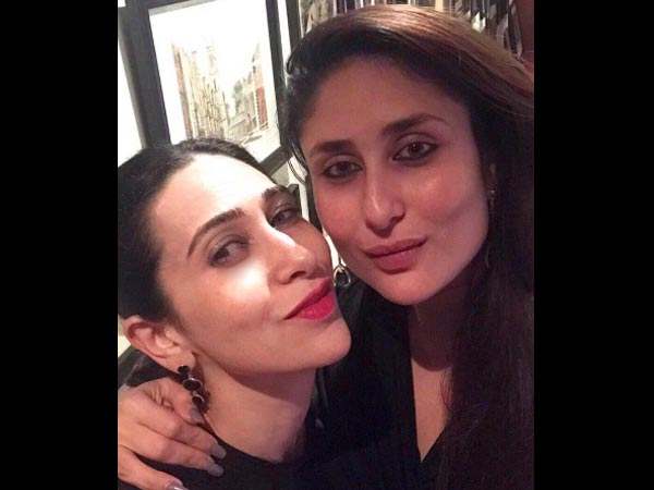 Kapoor Sister's