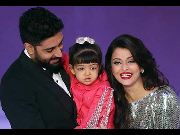When Aaradhya's Ear Piercing Ceremony Happened
