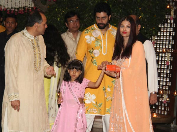 Abhishek Was Worried About Aaradhya