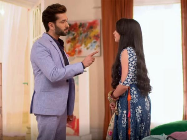 Shivaay Tries To Stop Gauri