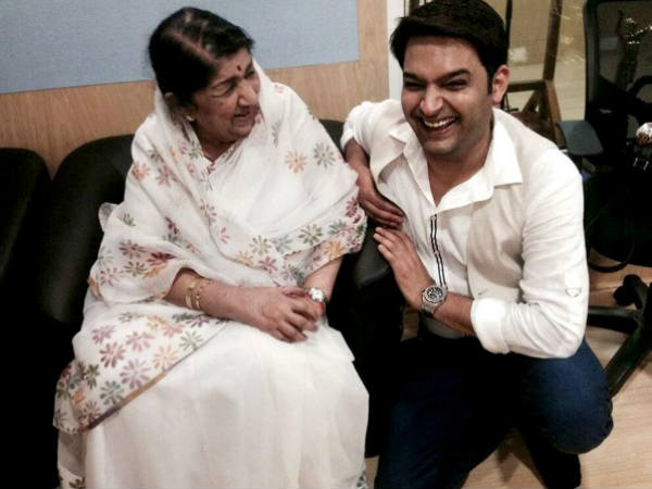 Lata Mangeshkar Is Missing The Kapil Sharma Show