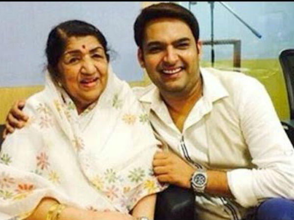 Kapil Wanted Lata Ji To Be The Guest Of The Show