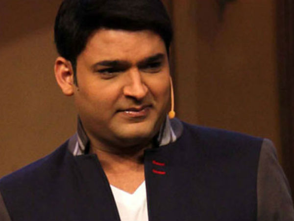 Kapil Responds To The Singer's Message