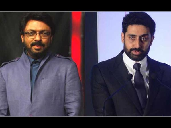 Abhishek Will Work With Bhansali For The First Time