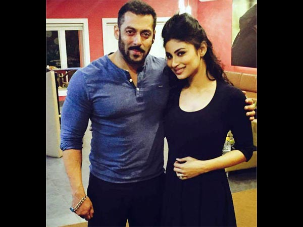 Salman Is Promoting Her