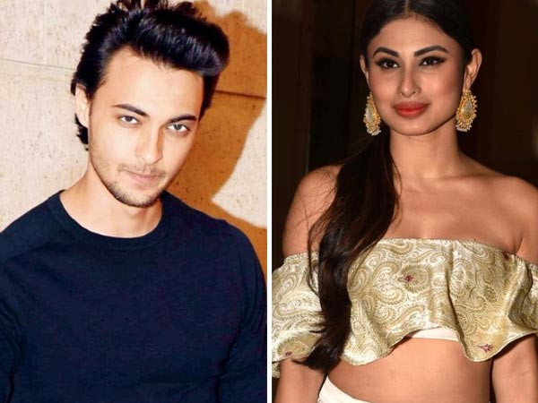 He Does Not Want To Debut With Mouni