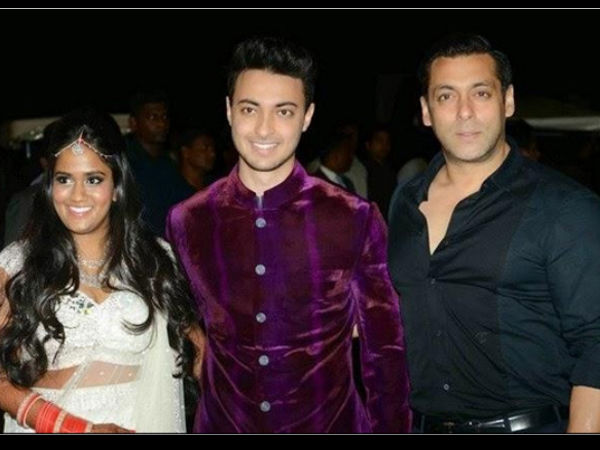 Arpita Will Try To Talk To Salman As Aayush Is Unhappy