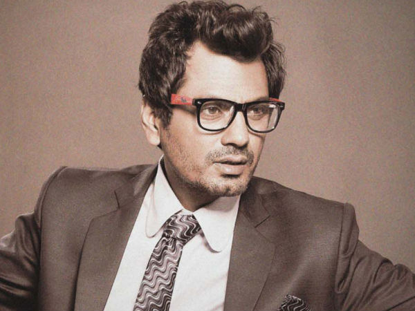 Nawazuddin Siddiqui Turns Writer With A Memoir