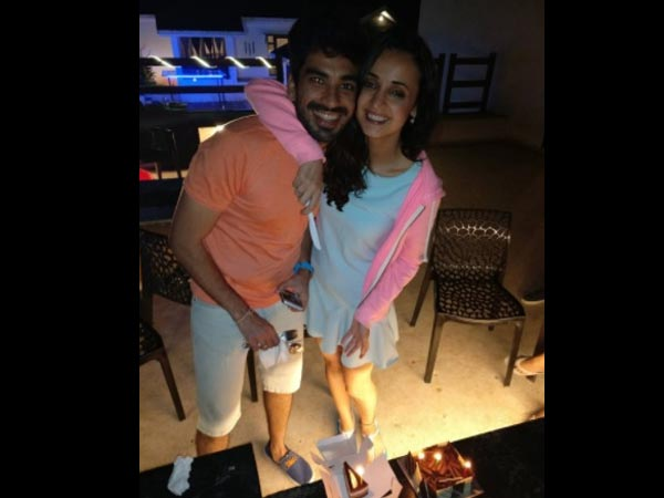 Sanaya's Birthday Party