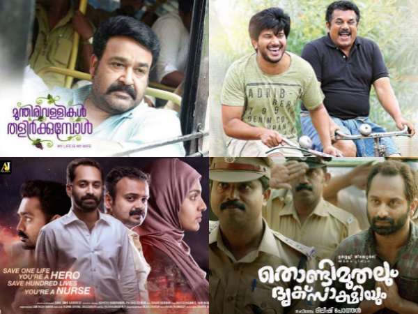 The Other Malayalam Movies In The Top 10 List