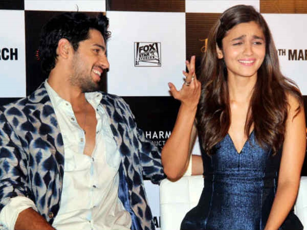 Rumours Suggest That Sid-Alia Ain't Together Any More