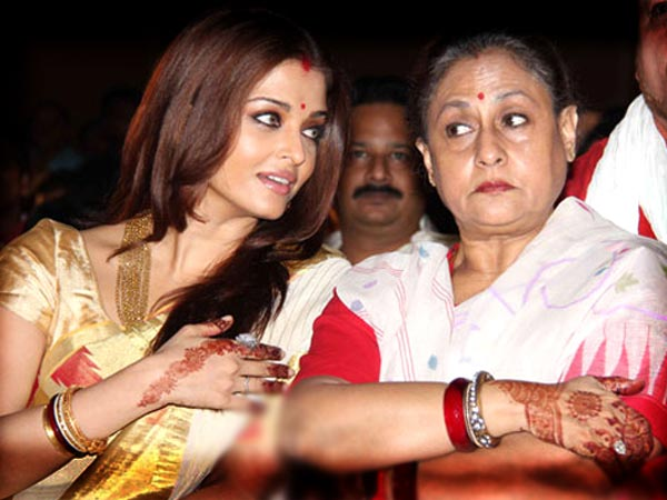 SCARED Of Jaya Bachchan? Aishwarya Rai Says NO To BOLD Scenes, After Getting INTIMATE With Ranbir