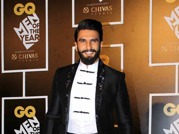 Ranveer Is All Game For It