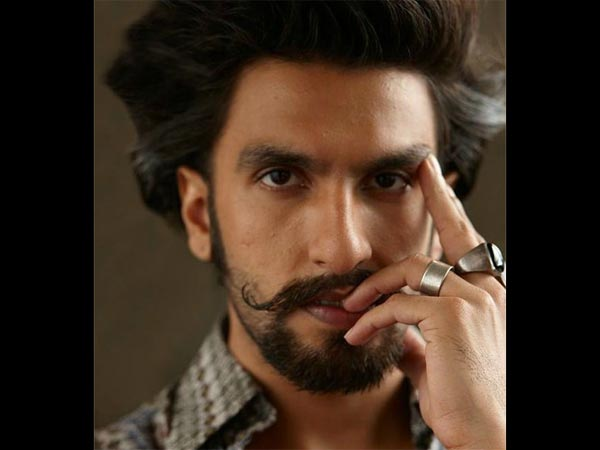 Playing Khilji Was Like A Therapy For Ranveer