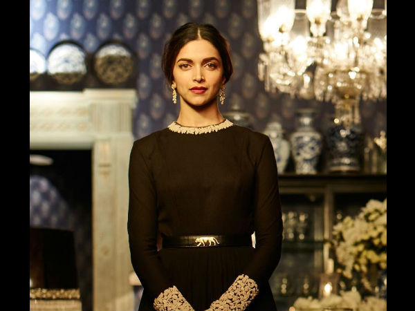 Deepika Is Excited For Padmavati