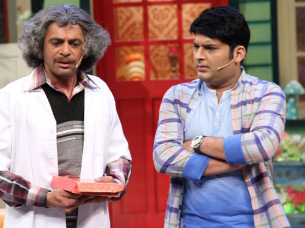 Sunil's Show To Replace TKSS!