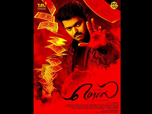 A Big Release For Mersal