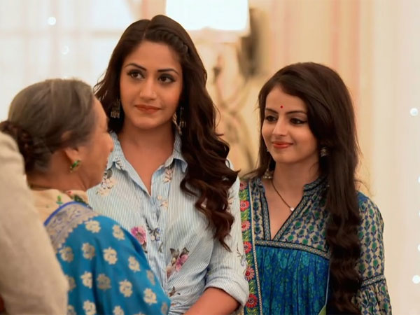 Anika & Gauri Leave To A Village To Attend A Marriage