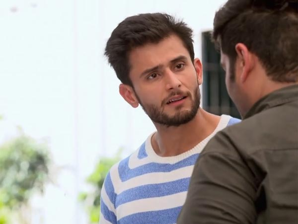 Rudra Tries To Stop Bhavya