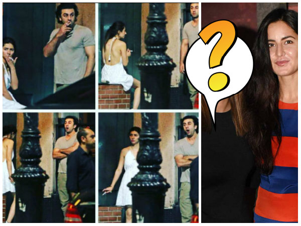 Rumoured Lovebirds Ranbir Kapoor & Mahira Khan Caught While Smoking
