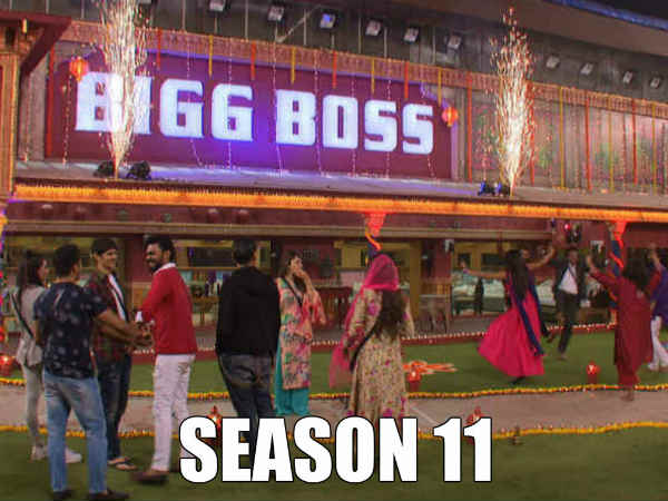 Is This Salman Khan's Bigg Boss Season 11's Complete List?