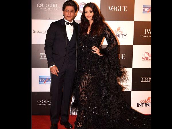Aishwarya Rai & SRK Steal The Show