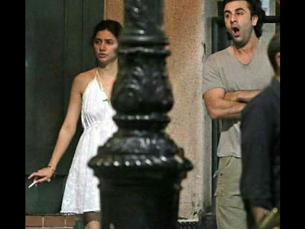 It Was From Mahira's Hotel