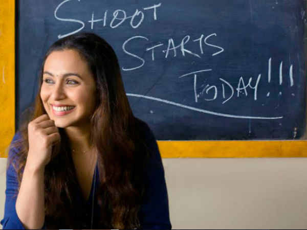 Why Hichki Is A Special Film For Rani?