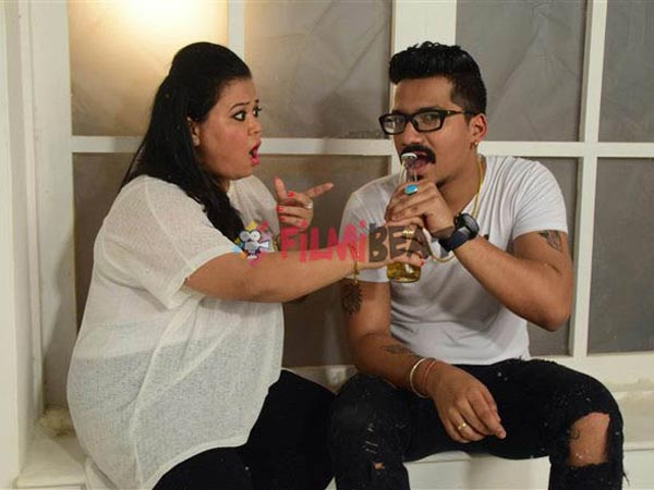Bharti & Harsh To Have Different Themes For Their Special Shoot