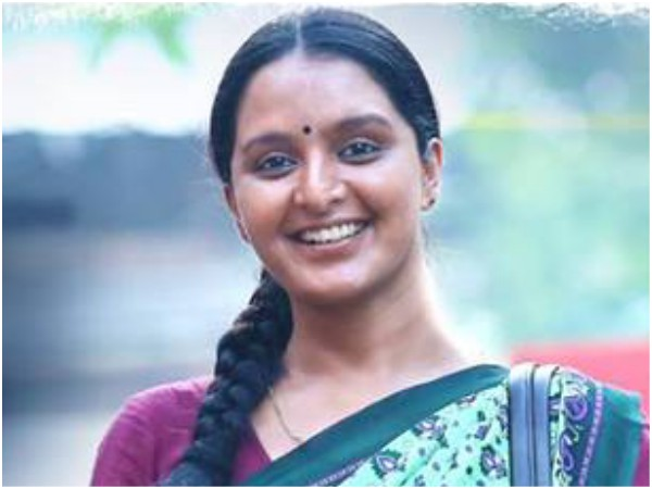 Manju Warrier As Sujatha