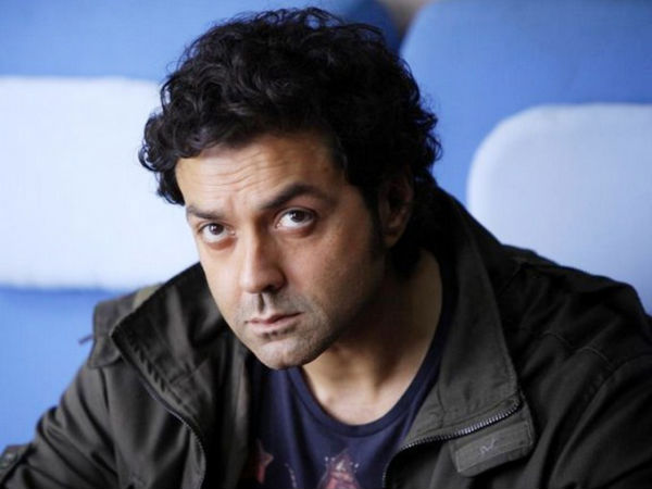I'm Dying To Work, Want To Play Good Characters: Bobby Deol