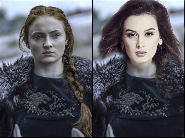 Here's How Evelyn Sharma Would Look If She Was A Game Of Thrones Character!