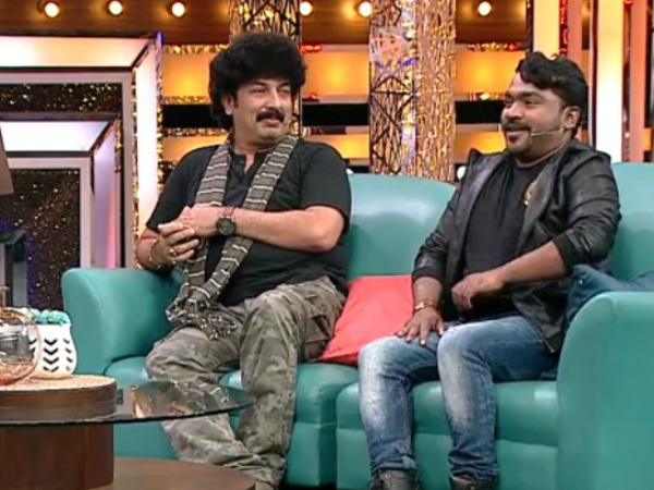 Arjun Janya Talks About His Inspiration Gurukiran On Super Talk Time Show