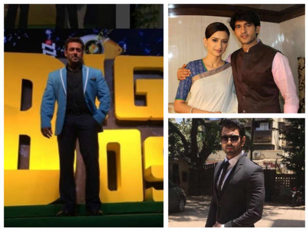 Bigg Boss 11: Last Minute Changes! Hiten Tejwani-Gauri Pradhan To Enter The House, Abrar Zahoor Out!