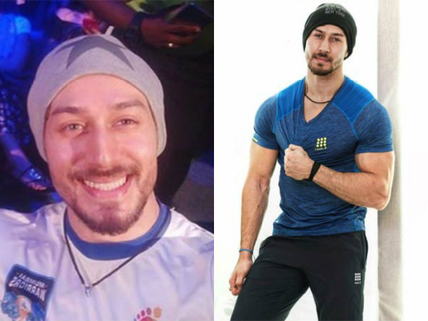Tiger Shroff's 'Beanie' Look For Baaghi 2! View Pictures