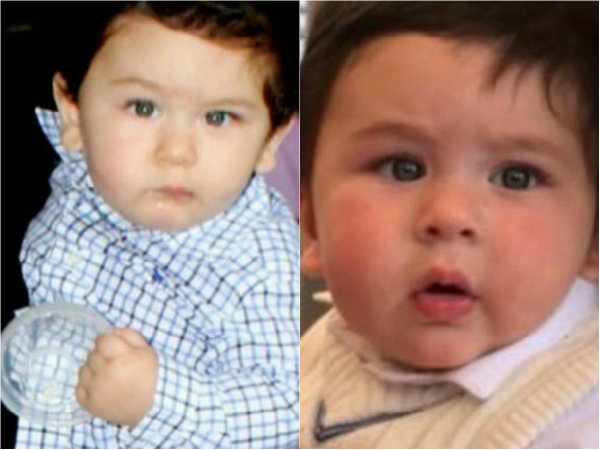 SO CUTE! 10 Adorable Pictures Of Cotton Candy Taimur Ali Khan!
