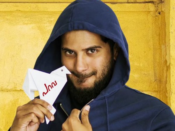 Dulquer Salmaan Has Some Splendid Words For Parava!