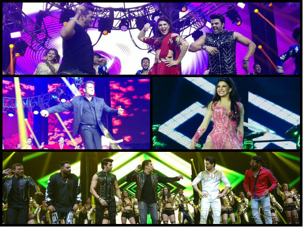 Forget Katrina! Salman Khan & Jacqueline Fernandez's Latest Pictures From Dabangg Tour Are Just Fab!