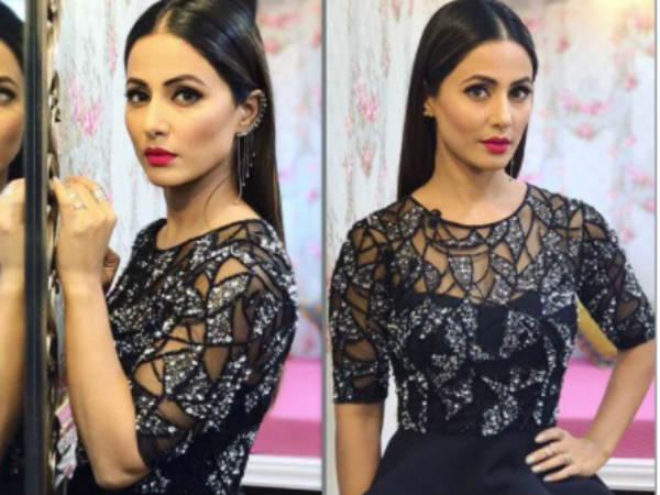 Hina Khan Approached For Bigg Boss 11!