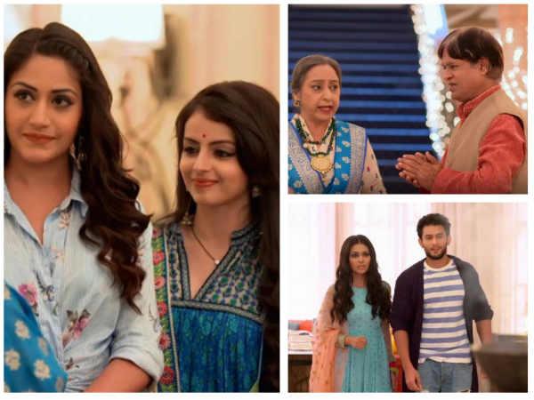 Ishqbaaz SPOILER ALERT: Anika & Gauri Get Into Trouble; Goons Attack Bhavya!