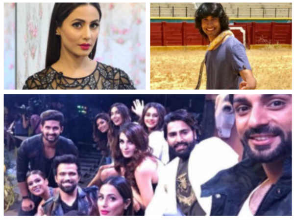 Khatron Ke Khiladi 8: Not Hina, But Shantanu Maheshwari Is The Winner; Check Out Grand Finale Pics!