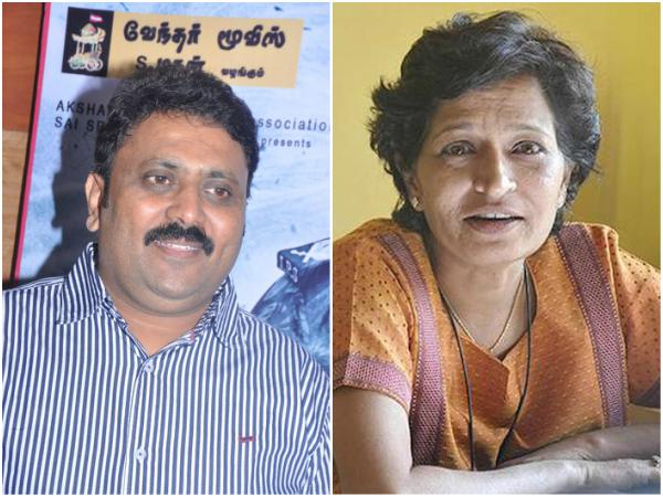 JUST IN! A. M. R. Ramesh To Make A Movie On Gauri Lankesh's Death!